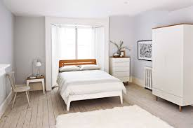 nordic furniture. Comfortable Bedroom With Nordic Style Furniture
