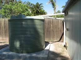 water tank base