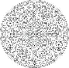 Mystical Mandala Coloring Pages Free Mandala Coloring Sheets Free