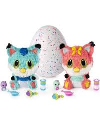 Hatchimals, HatchiBabies Foxfin, Hatching Egg with Interactive Toy Pet Baby (Styles May Vary New Bargains on