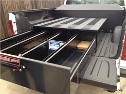black truck bed storage drawers diy truck bed storage drawers throughout pickup bed storage drawers