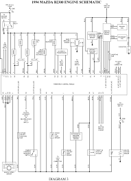 mazda b2300 engine diagram mazda wiring diagrams