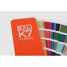 Ral K7 Colour Chart Ral K7 Colour Chart