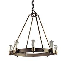 the maven chandelier round candelabra by for edison bulb decorations 2