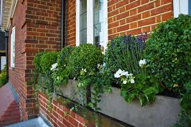 Small Picture Window boxes London Window Boxes Garden Planters Landscape