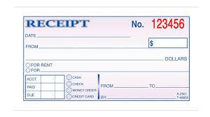 Rent Payment Receipt Rent Payment Receipt Property Management Forms