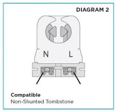 t8 led tubes the ultimate guide to replacing t8 fluorescent light non shunted rapid start tombstones
