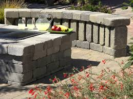 Retaining Wall Seating Calstone Stone Paving Driveway Pavers Retaining Wall Pavers
