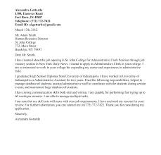 Cover Letter Accounting Clerk Accounting Cover Letter Template Bookkeeper Cover Letter Template