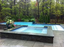 Backyard Pool Landscaping Simple Pool Ideas Pool Design Pool Ideas