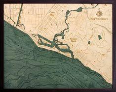 Union Reservoir Depth Chart 33 Best West Coast Images Lake Art Nautical Chart Map Art