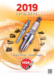Ngk Spark Plugs Catalogue