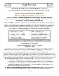 Sample Resume For A Career Change Resume For Study