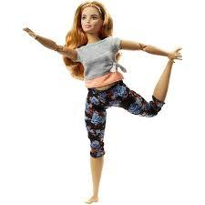 Muñeca Barbie Made To Move