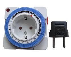 ĐÁNH GIÁ] Ổ cắm hẹn giờ tắt mở thiết bị điện dạng cơ ATA AT-16, Giá rẻ  132,000đ! Xem đánh giá! - Cửa Hàng Giá Rẻ