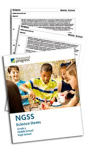 Measured Progress Ngss Sample Items Download