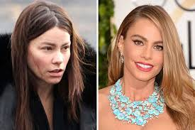 20 jaw dropping photos of celebrities without makeup 1