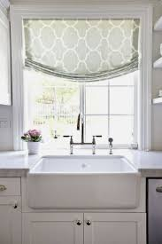 Valance For Kitchen Windows 17 Best Ideas About Kitchen Window Treatments On Pinterest