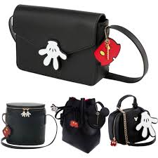 IRTBGFU <b>5 Styles</b> 20-30Cm <b>Cute</b> Mickey Mouse Bag Kawaii Toys ...