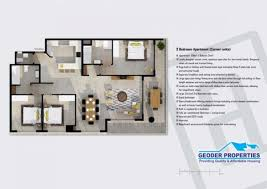 apartments in east legon accra ghana