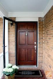 wooden front door with storm door. Interesting Door Wooden Front Door Color Plus Storm Throughout Front Door With Storm O