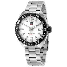 tag heuer watches jomashop tag heuer formula 1 white dial men s watch