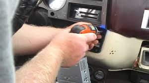 Car Audio Installation 87 Chevy Silverado Stepside Part 11 - YouTube