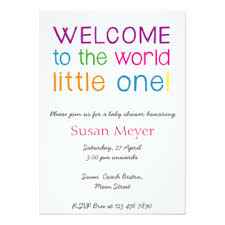welcome party invitation wording welcome baby party invitation wording custom invitation template