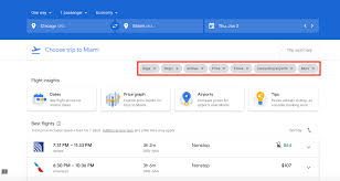 Google Flights Chart How To Use Google Flights To Plan Your Next Award Trip