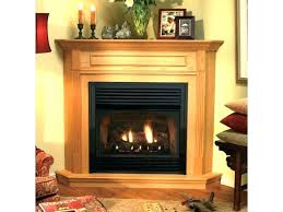 propane gas fireplace symphony traditional vent free