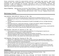 Sample Cover Letter For Paralegal Resume Bunch Ideas Of Immigration Paralegal Resume Sample With Free 98