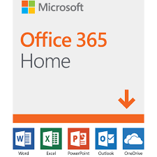 Offi 365 Microsoft Office 365 Home 6 Pc Or Mac Licenses 12 Month Subscription Download