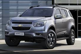 All-New 2013 Chevrolet Trailblazer Unveiled in Production Guise ...