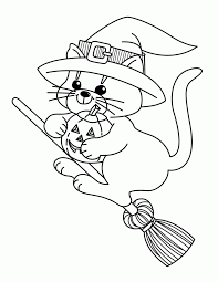 Small Picture Printable Witches For Halloween Holidays And Observances Coloring