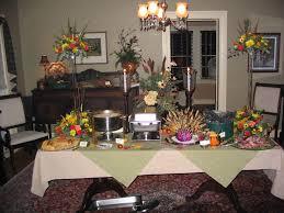 Buffet Table Decorations Ideas Setting Buffet Table Ideas Indelinkcom