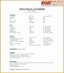 9 Student Resume Sample No Experience Besttemplates Besttemplates