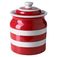 Buy Cornishware Storage Jar Online at johnlewis.com