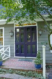 grey front doorThe 6 Absolute Best Paint Colors For Your Front Door PHOTOS