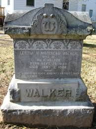 Letitia Harper Morehead Walker (1823-1908) - Find A Grave Memorial