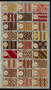 1875 Turkey reds ... | QUILT FABRIC | Pinterest | Fabric swatches ... & 461 swatches of fabric pasted on cards arranged in an accordion fold book.  Manufacturer's number Adamdwight.com