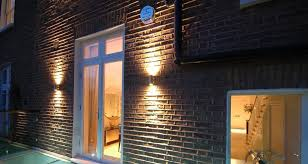 exterior wall lighting ideas. 5 amazing outdoor wall light ideas exterior lighting