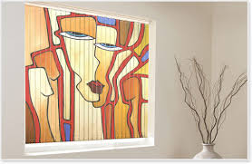 printed vertical blinds stunning