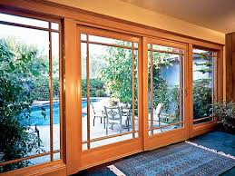 Glass Patio Doors Installation Repair and Replacement