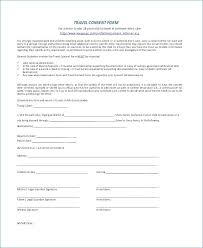 Field Trip Forms School Consent Form Primary Template Sample ...