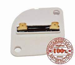 whirlpool tag kenmore sears dryer thermal fuse 3390719 3389640 new part 3389640 3389639 690798 exact fit whirlpool dryer thermal fuse