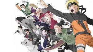 Friends Shippuden Anime Wallpaper ...