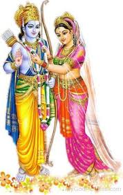 Image result for rama and sita