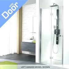 glass shower door seal glass shower door seal strip best ideas on seals glass shower door sealant