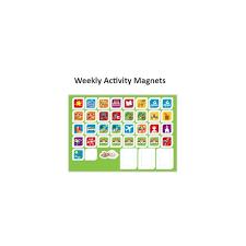Monkey Chops Activity Magnets
