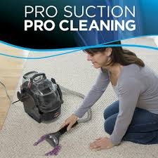 bis 3624 spotclean professional portable carpet cleaner stairs view